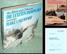 Eisenbahn Sammlung erstellt von Versandantiquariat Dirk Buchholz