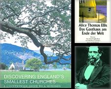 Englische Literatur Sammlung erstellt von Antiquariat Gerd Pickener