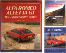 Alfa Romeo Curated by Lost Horizon Bookstore