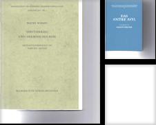 Antike Sammlung erstellt von Antiquariat Bücherlöwe