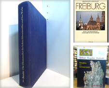 Badenia Sammlung erstellt von Antiquariat Thomas Nonnenmacher