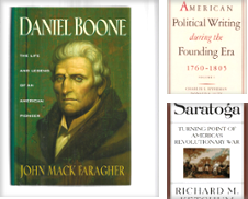 American Revolution Curated by Chris Fessler, Bookseller