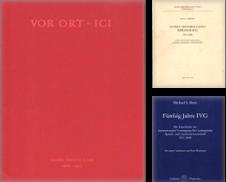 Buchwesen Sammlung erstellt von Programmhefte24