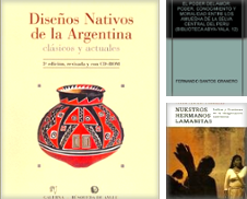 Antropologia De America de CATRIEL LIBROS LATINOAMERICANOS