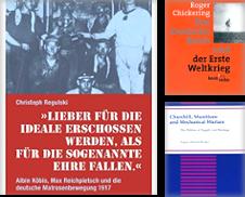 1. Weltkrieg Sammlung erstellt von SKULIMA Wiss. Versandbuchhandlung