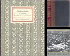 Architektur Sammlung erstellt von Antiquariat Kaner & Kaner GbR