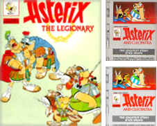 Asterix Curated by TARPAULIN BOOKS AND COMICS