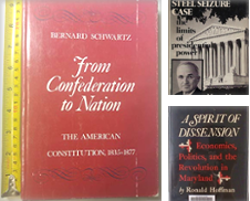 American History Sammlung erstellt von Popeks Used and Rare Books, IOBA