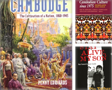 Cambodia Curated by The Book Lady Bookstore
