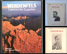Alpinistik Sammlung erstellt von Antiquariat Buchkauz