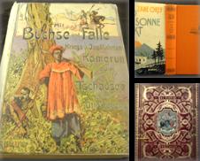 Abenteuer & Kolportage Sammlung erstellt von Antiquariat Bebuquin (Alexander Zimmeck)