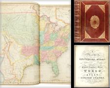Atlases & Cartography Sammlung erstellt von Donald A. Heald Rare Books (ABAA)