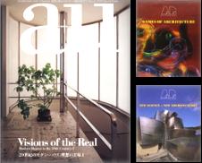 Architektur (Zeitschriften) Sammlung erstellt von Buchhandlung&Antiquariat Arnold Pascher
