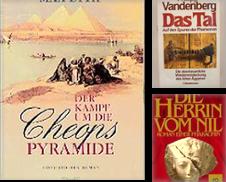 Ägypten, Ägyptologie Sammlung erstellt von Harle-Buch, Schröter