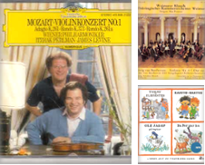 Audio CD Klassik Sammlung erstellt von AMAHOFF- Bookstores