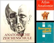 Anatomie Sammlung erstellt von Wiss. Antiquariat Heinz Buschulte