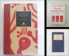Poesía de Libros Fabulosos, etc.