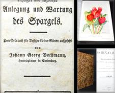 Gartenbau Sammlung erstellt von Antiquariat Haufe & Lutz
