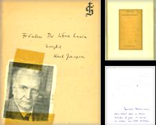 Autographen Sammlung erstellt von ANTIQUARIAT MATTHIAS LOIDL