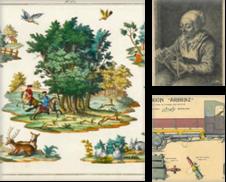 Alte Graphik aller Art (Berufe) Sammlung erstellt von Peter Bierl Buch- & Kunstantiquariat