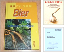 Essen und Trinken Sammlung erstellt von Versandantiquariat E.Rosa Neuhäusel
