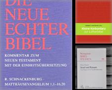 Apokryphe Bücher Sammlung erstellt von Versandantiquariat Maria Klarmann