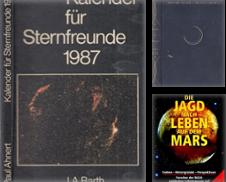Astronomie Sammlung erstellt von Antiquariat an der Nikolaikirche