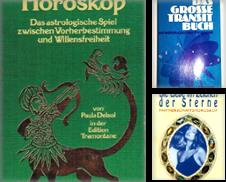 Astrologie Sammlung erstellt von Versandantiquariat Lenze,  Renate Lenze