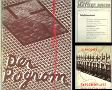 Geschichte (1933 bis 1945) Sammlung erstellt von Antiquariat Walter Markov