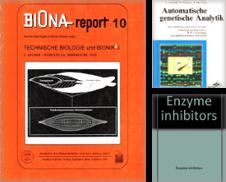 Biotechnologie Sammlung erstellt von Akademische Buchhandlung Woetzel