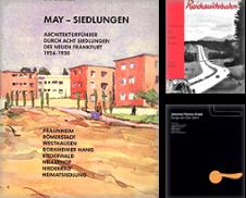Architektur Sammlung erstellt von Antiquariat am Roßacker