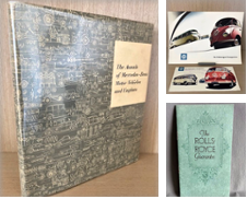 Automobiles Curated by Dale Cournoyer Books