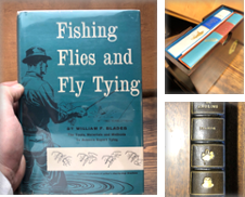 Fly Tying Curated by Patrick Ayres,  Angling & Hunting Books