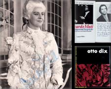 Autographen Sammlung erstellt von Antiquariat Bebuquin (Alexander Zimmeck)