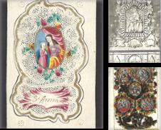 Andachtsbilder Sammlung erstellt von Versandantiquariat Alraune