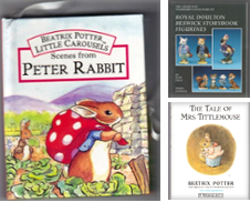Beatrix Potter Curated by Nessa Books