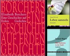 Gedichte Sammlung erstellt von Antiquariat BuchX