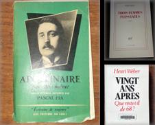 10 Articles Pour 15 Proposé par AHA BOOKS