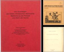 Altchinesische Astronomie Sammlung erstellt von Archiv Fuenfgiebelhaus