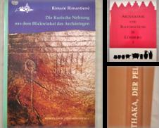 Archäologie Sammlung erstellt von KULTur-Antiquariat