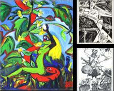 Aquarelle Sammlung erstellt von Sächsisches Auktionshaus & Antiquariat