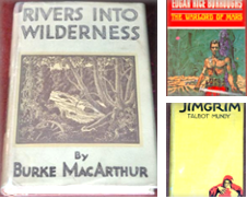 Adventure Curated by Canford Book Corral