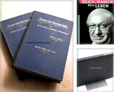 Biografie/ Autobiografie Sammlung erstellt von HESPERUS Buchhandlung & Antiquariat