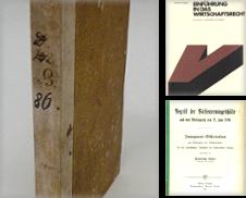 Rechtswissenschaft Sammlung erstellt von Antiquariat Hohmann