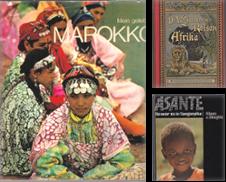 Afrika Sammlung erstellt von Versandantiquariat Karin Dykes
