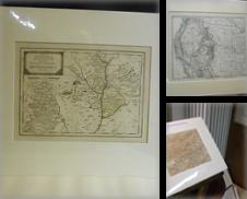 Alte Landkarten Sammlung erstellt von Galerie  Antiquariat Schlegl