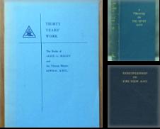 Alice A. Bailey Sammlung erstellt von Weiser Antiquarian Books, Inc.