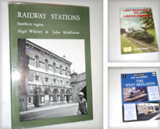 Railway Curated by Westgate Bookshop