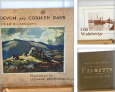 Cornwall Curated by Boris Books