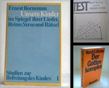 Psyhologie Sammlung erstellt von modernes antiquariat f. wiss. literatur